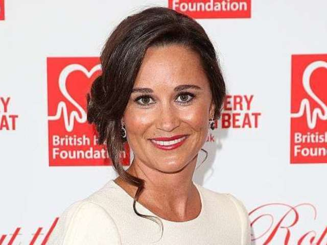 Pippa Middleton Officially Confirms Pregnancy, Happily Reveals She Avoids Morning Sickness
