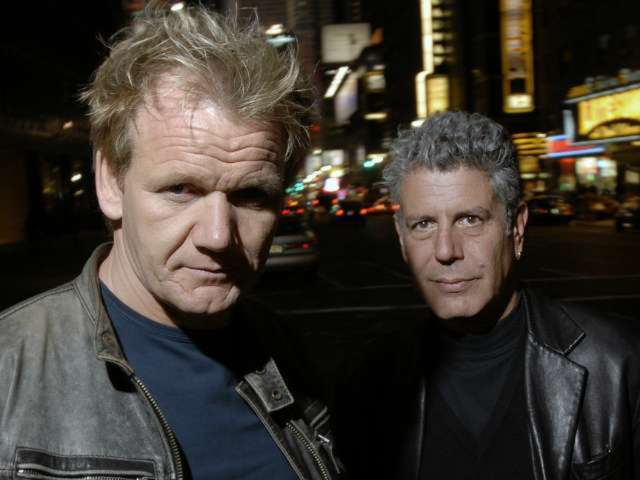 Gordon Ramsay Weighs in on Anthony Bourdain's Apparent Suicide