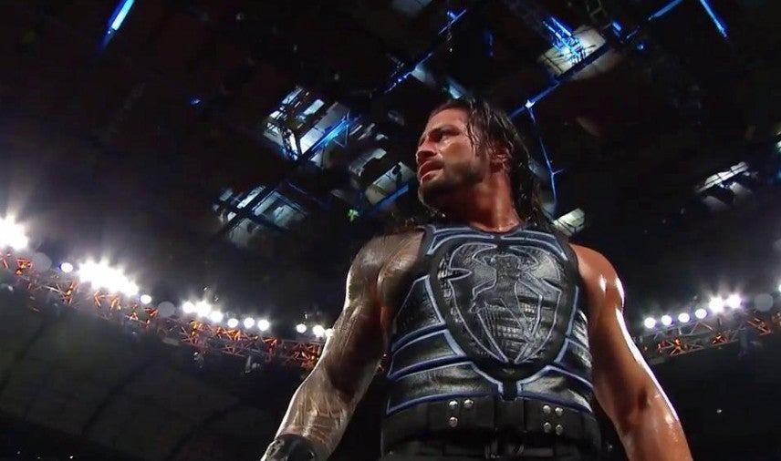 Roman reigns wwe money in the bank mahal