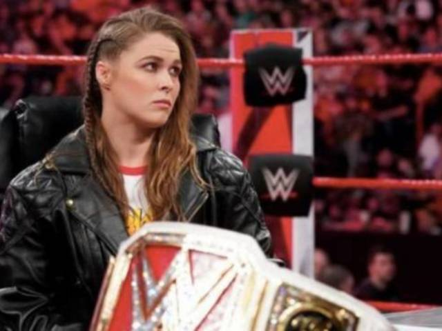 Jim Ross Says Ronda Rousey Criticism Based in Jealousy