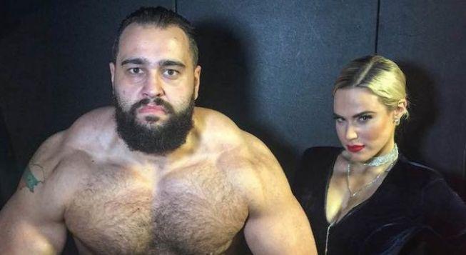Rusev WWE theft memphis sheraton