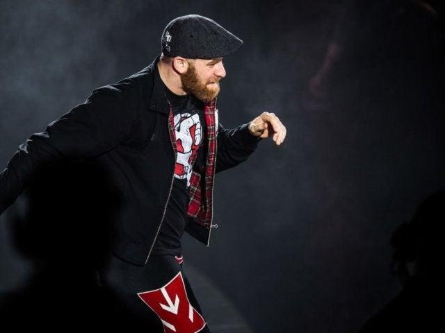 Sami Zayn Reportedly Injured