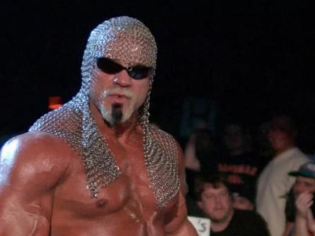 Scott Steiner Debunks WWE Hall of Fame in Classic Rant