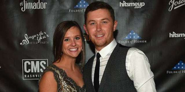 Scotty McCreery Celebrates Six Months of Marriage to Wife, Gabi
