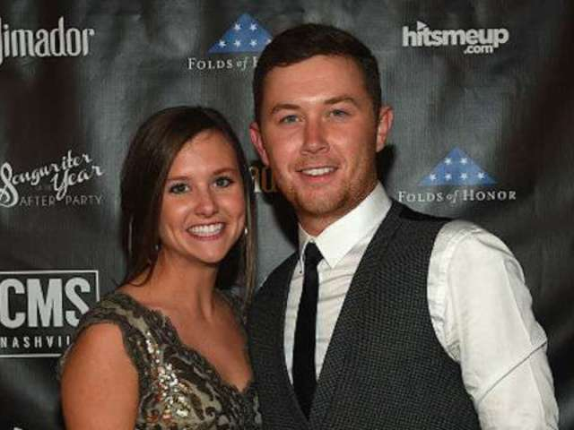 Scotty McCreery Recalls 'Awkward' Proposal to Wife, Gabi Dugal