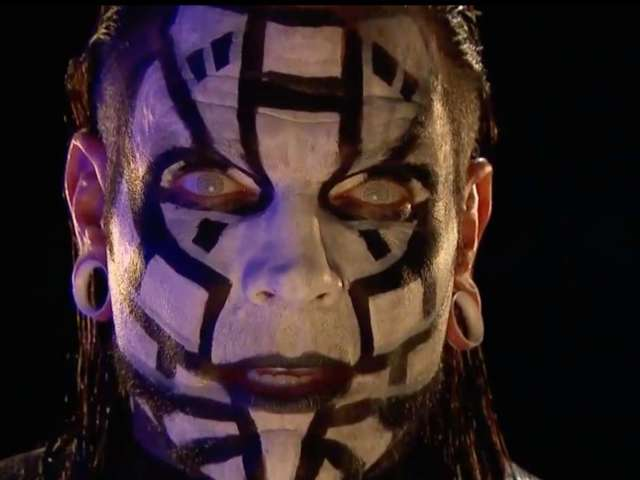Jeff Hardy Brings Back Face Paint in Epic Fashion on SmackDown Live