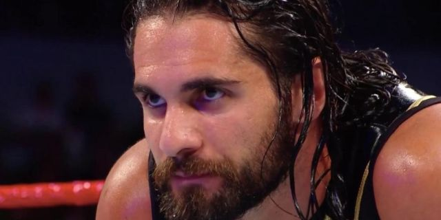 Seth Rollins WWE Robbed Intercontinental Championship RAW