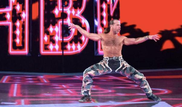 shawn michaels wwe opens door one more match