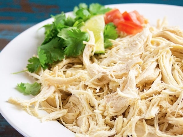 Recipe: Slow Cooker Shredded Chicken