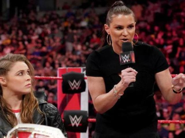 Stephanie McMahon Reveals 'Celebrity Undercover Boss' Disguise