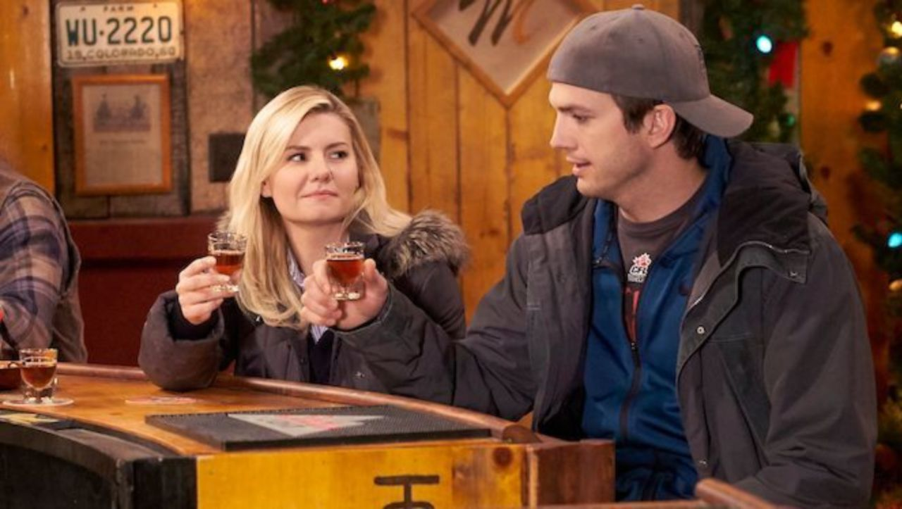 Elisha Cuthbert Wedding.The Ranch Part 5 How Colt And Abby S Wedding Happens