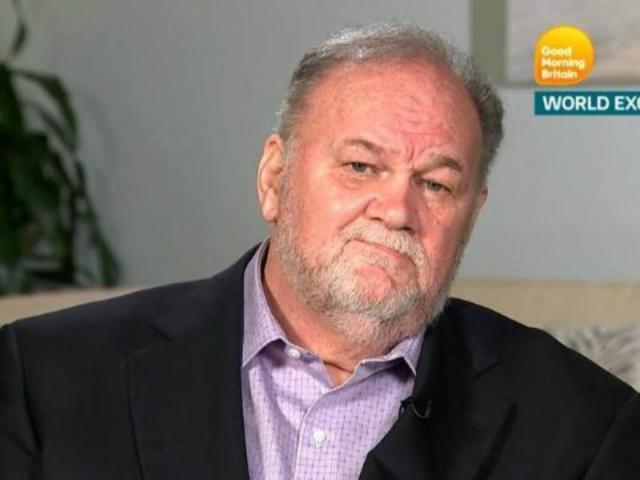 Meghan Markle's Father Plans to Launch Clothing Line