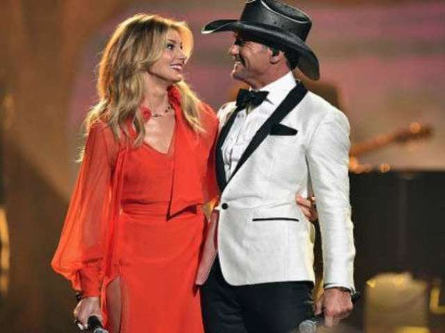 Tim McGraw Boasts About Faith Hill Singing a Christmas Classic