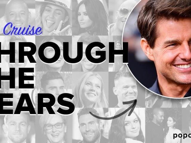 Tom Cruise - Through The Years