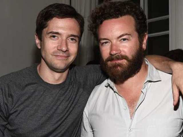 'That '70s Show' Star Topher Grace Addresses Controversy Surrounding Danny Masterson