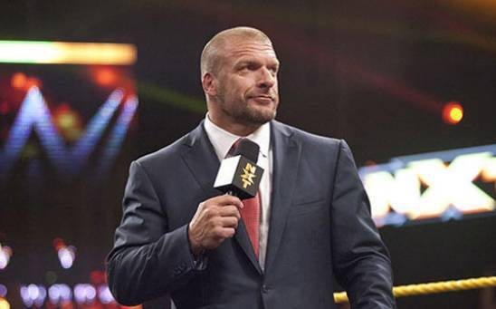triple h wwe nxt discusses stars struggling
