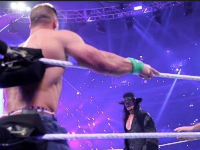 Undertaker Reportedly More Likely to Work SummerSlam Than John Cena