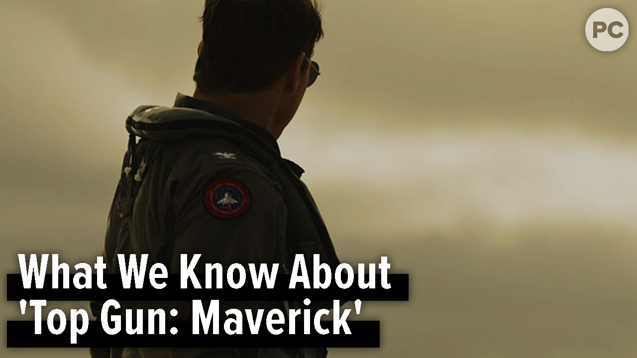 What We Know About 'Top Gun: Maverick' screen capture