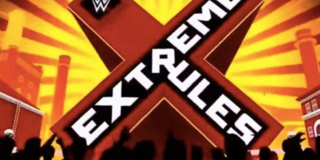 wwe extreme rules rumor