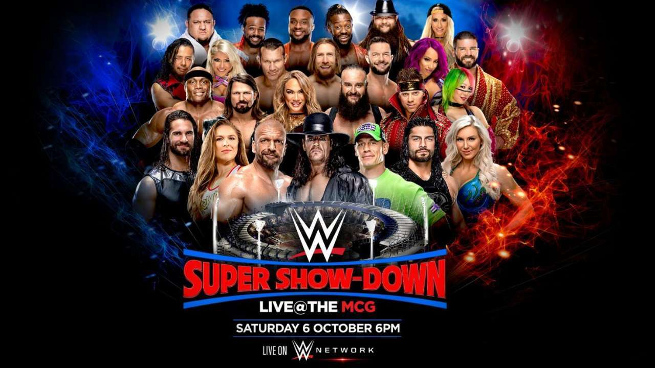 WWEAustraliaSuperShowDown