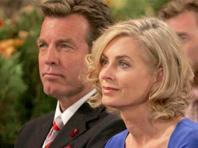 'Young and Restless' Star Eileen Davidson Says Goodbye to the Series