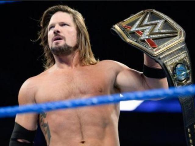AJ Styles SummerSlam Opponent Spoiled Early by Advertisement