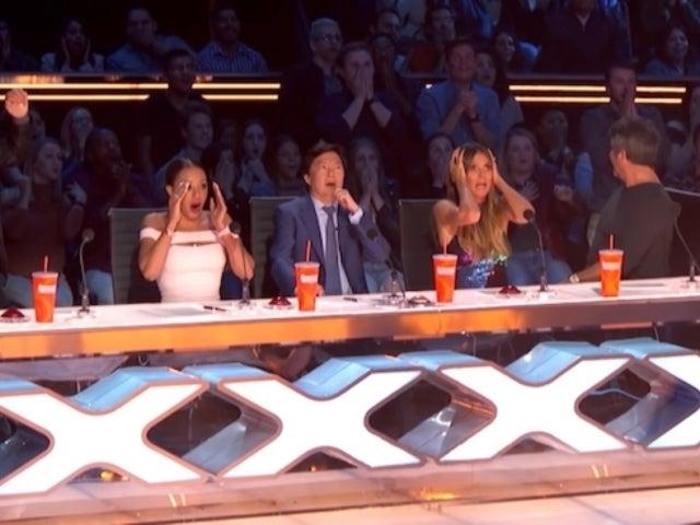 'America's Got Talent' Contestant Plummets off Trapeze to Judges' Horror