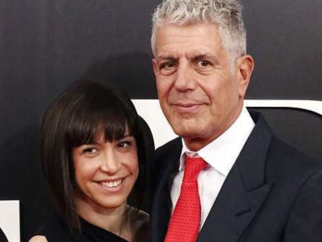 Anthony Bourdain's Ex Praised for 'Best Mothering Imaginable' in Wake of His Suicide