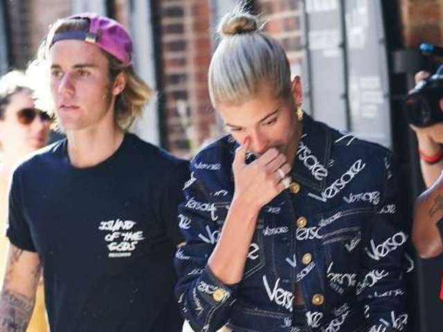 Fans Think They've Spotted Hailey Baldwin's Engagement Ring After Justin Bieber Proposal
