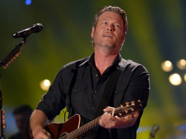 Blake Shelton Releases Fiery 'God's Country' Video