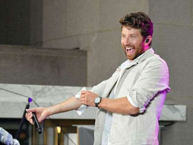 Brett Eldredge Explains Why He Revealed Anxiety Struggle