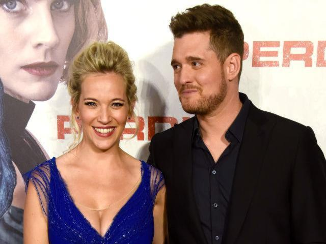 Michael Buble and Wife Luisana Lopilato Reveal Baby Daughter's Name