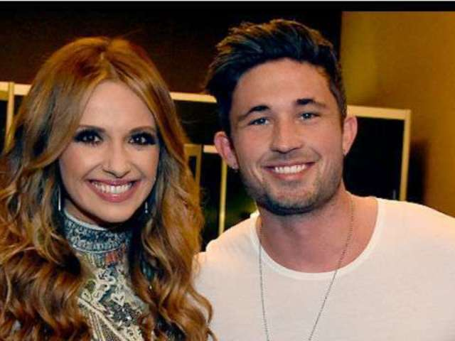 Watch Michael Ray and Carly Pearce Perform Together on Stage