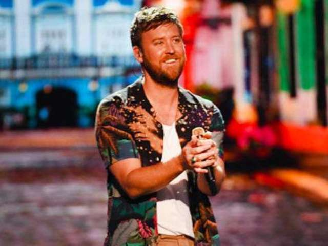 Charles Kelley Reveals Son Ward's Reaction to Life on the Road