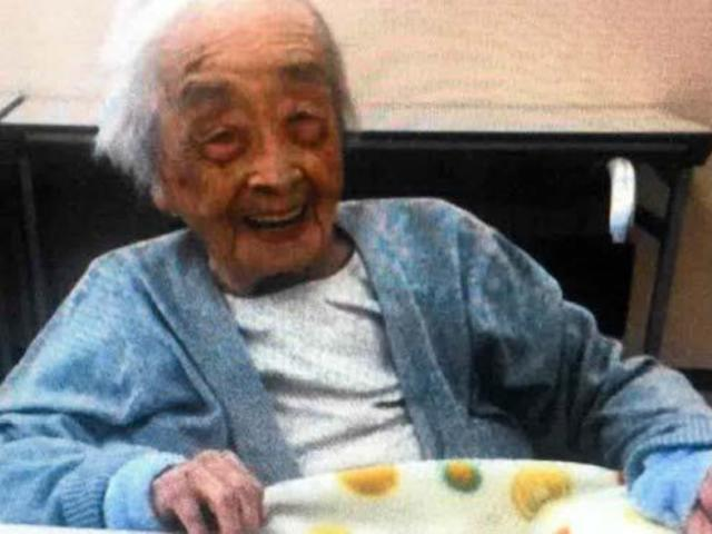 World's Oldest Living Woman Dies at 117