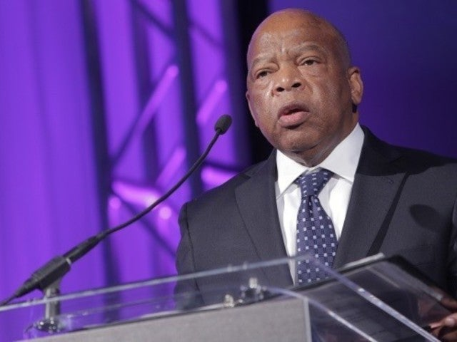 Rep. John Lewis Hospitalized After Becoming Ill on Flight