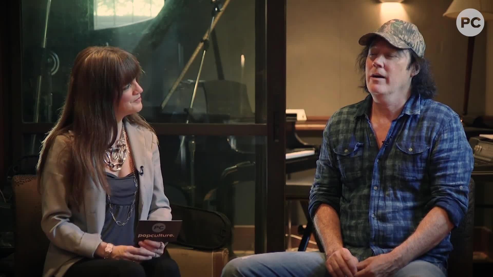 David Lee Murphy - Exclusive Interview screen capture