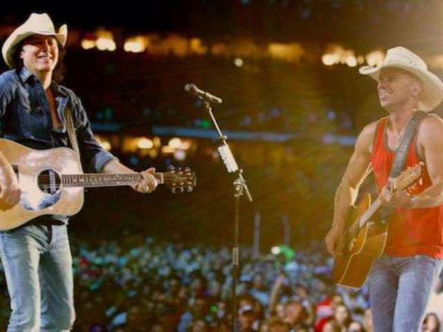 David Lee Murphy Speaks out on Kenny Chesney's Death in Family