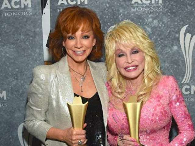 Dolly Parton Hints at Reba McEntire Collaboration