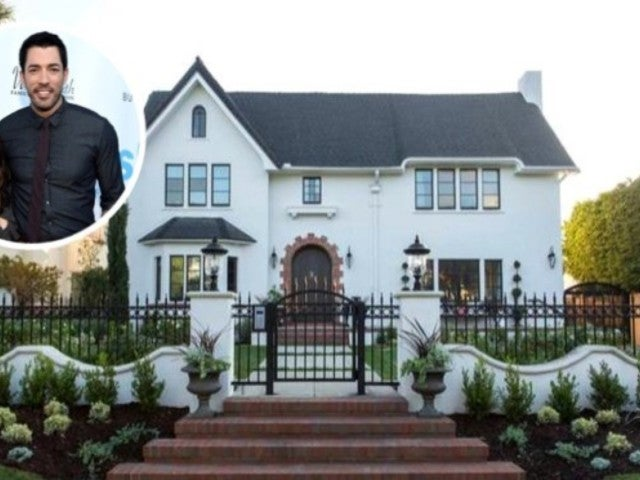 Peek Inside 'Property Brother' Drew Scott and Linda Phan's New LA Home