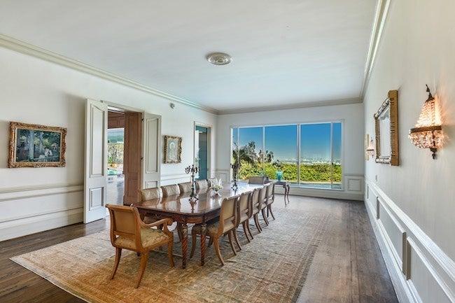 elvis-presley-bel-air-house-dining-room