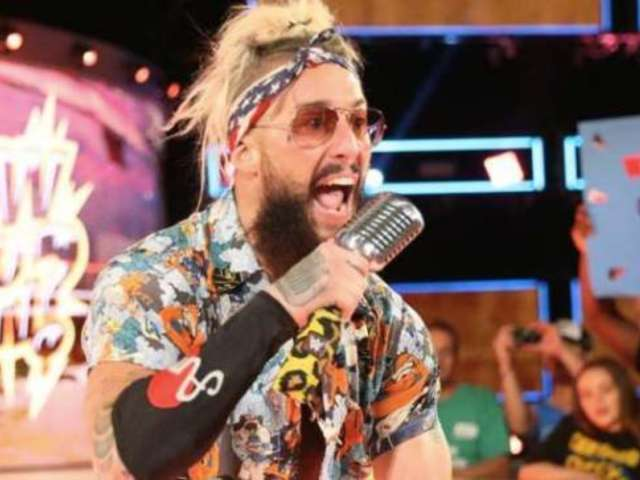 Enzo Amore Reveals Combustible Relationship With Triple H
