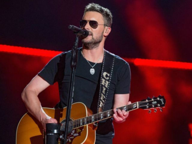 Eric Church Honors Aretha Franklin With 'A Natural Woman' Cover