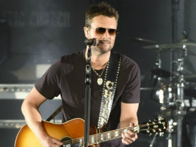 Eric Church Honors Late Brother With Emotional Concert Tribute