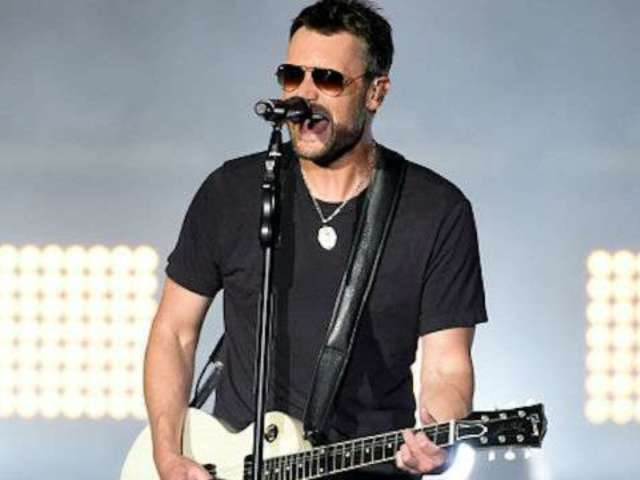 Eric Church Explains Why He Didn't Vote in 2016 Presidential Election