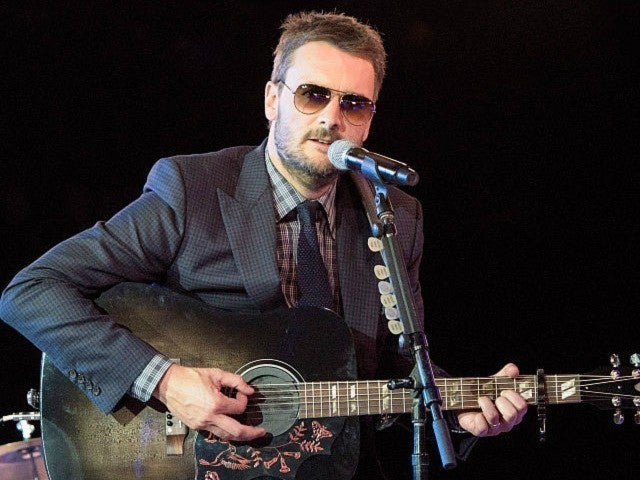 Eric Church Faults NRA for Las Vegas Shooting