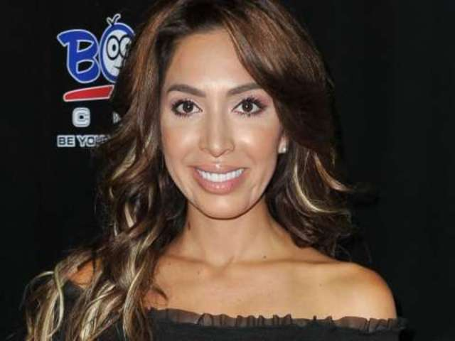 Farrah Abraham Copies Kourtney Kardashian's Risque Bathroom Photo