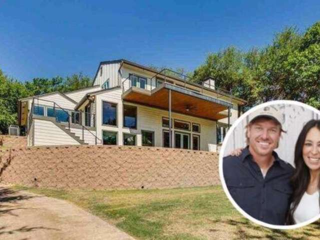 Chip and Joanna Gaines' 'Faceless Bunker' Home Featured on 'Fixer Upper' Hits the Market