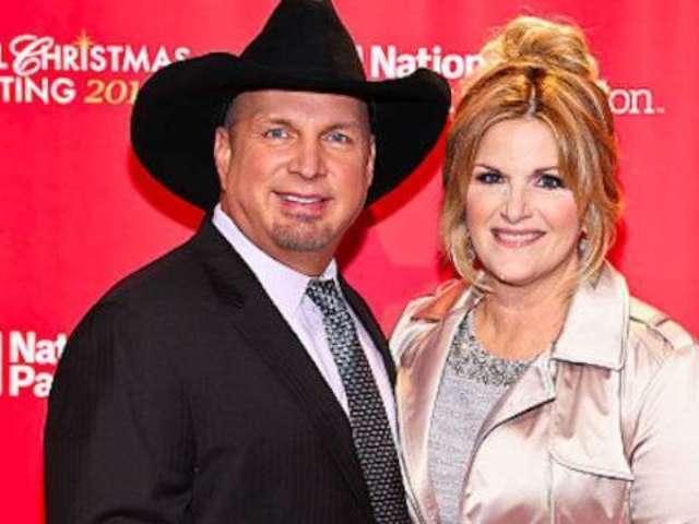 Garth Brooks, Trisha Yearwood Invite Newylweds to Their Nashville Home