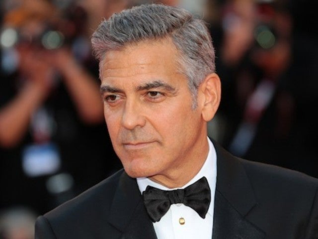 George Clooney Appears in First Photos Since Scooter Crash and Hospitalization